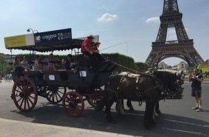 Navette Paris Eiffel Jumping 2015