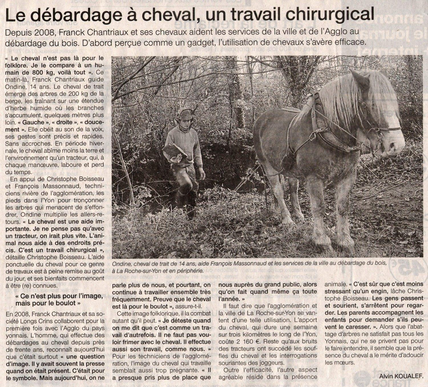 Ouest France 12.12.2015
