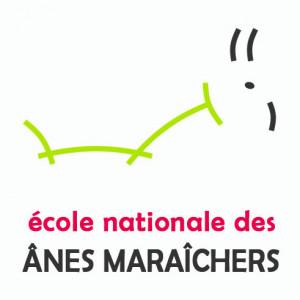 Logo Ecole nationale des ânes maraîchers